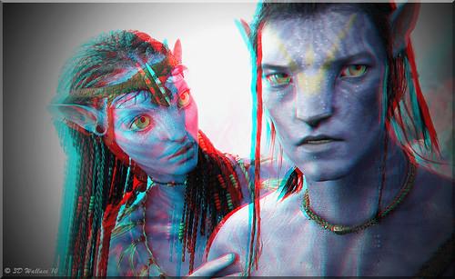 Avatar 2D-3D Conversion by starg82343