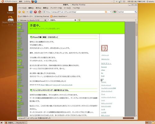 20100113 (by ukikusa3113)