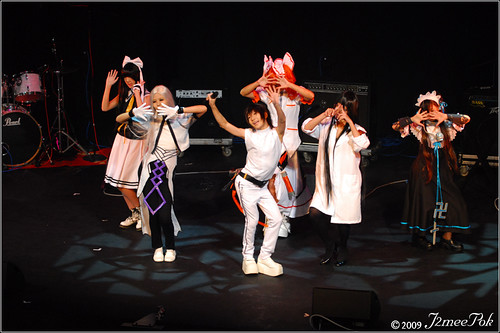 End Of Year 09, Stage, Cosplay