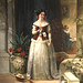Love's Messenger, William Knight Keeling, Oil on canvas, 1856, OP201