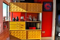 Eames Unit (Sarah_Ackerman) Tags: nyc newyork modern office apartment furniture manhattan upperwestside eames uws storageunit