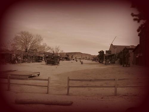 Pioneertown vignette