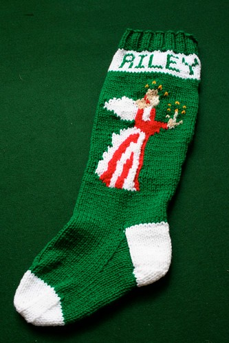 Riley's Stocking
