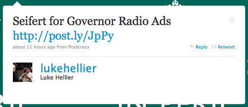Luke Hellier Pimping Marty Seifert's Radio Ads