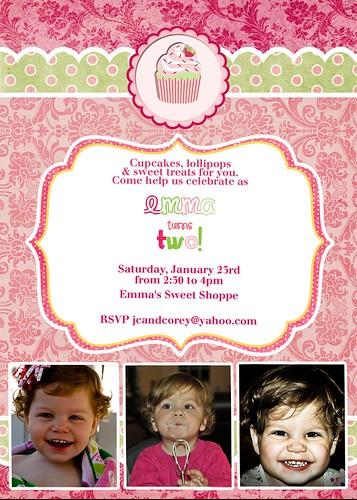 emma invite