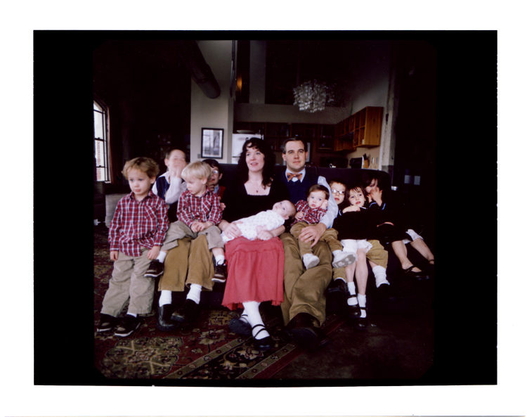 The Matt Chancey Family