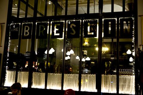 Breslin Restaurant Week Menu