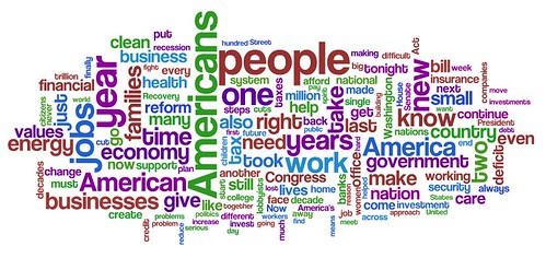 Wordle - State of the Union 2010