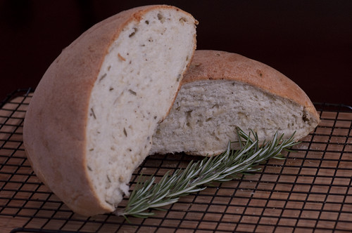 BBA Potato and Rosemary Bread