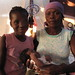 Neika Joseph baby Soraya Joseph daughter and mother Marguerite Ulysse, Haiti