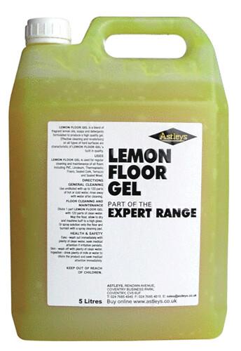 AIC-Lemon Floor Gel