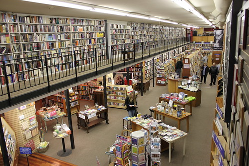 Sam Weller New/Used/Rare Bookstore in Salt Lake City