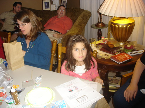 Corinne at Thanksgiving