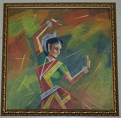 Paintings from Chitra Santhe - Odissi