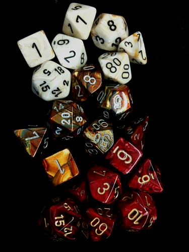 More Dice Sets