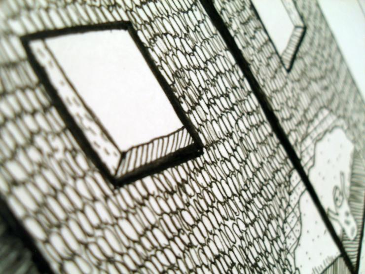texture on house numero dos