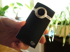 video flip camcorder