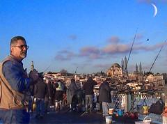 Estambul puente Galata (dagmaf) Tags: hdr dagma florflowers photoshopcreativo