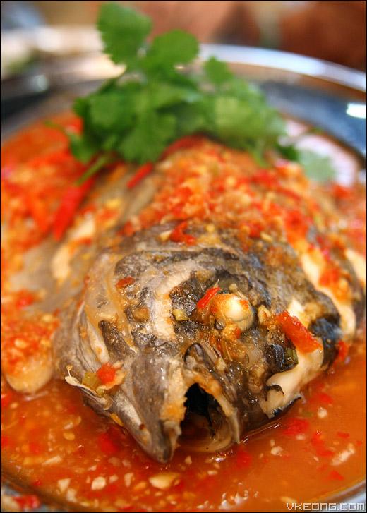 chili-lemon-steamed-fish