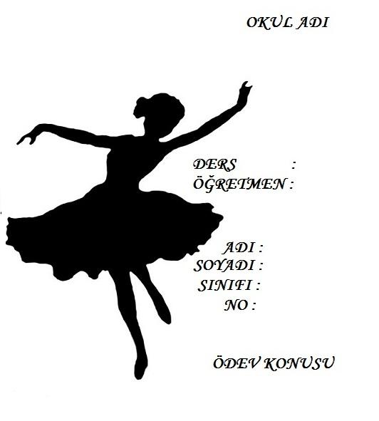 4342698731 fd29e1414c o balerin resimli ödev kapakları