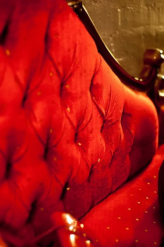 The chaise @ Andaluz