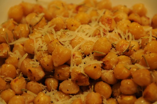 popcorn chickpeas