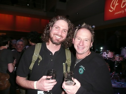 Justin Crossley (Brewing Network) & Jamie Floyd (Ninkasi)