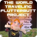The World Traveling Flutterbutt Project