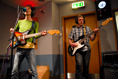 The Yummy Fur BBC 6 Music Session