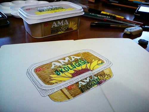 sketching ama