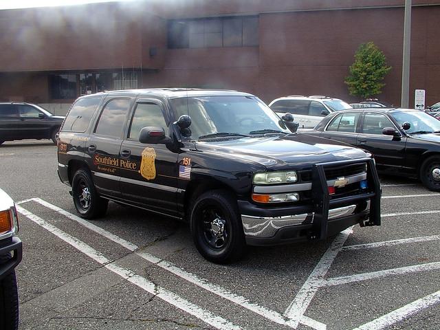 chevrolet tahoe police cvse