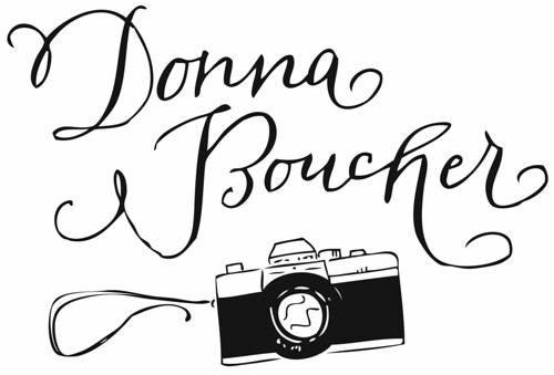 donna boucher logo