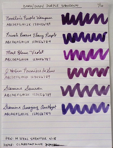 Purpleshowdown