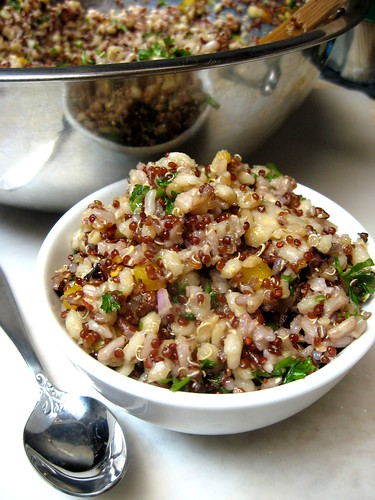 Cold Multigrain Salad