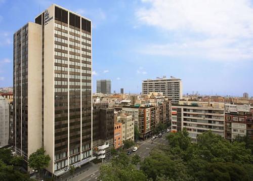 Vista Exterior del Hotel (c) melia.es