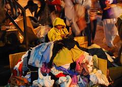 the ukay seller (Tiny_Shutterbug) Tags: people nightmarket baguiocity ukayukay