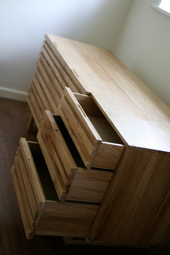 Oak sideboard 2