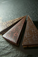 Tarte Fine,  Pierre Hermé Paris, Salon du Chocolat Tokyo 2010, Shinjuku Isetan