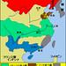 列強の中国進出  (1900年頃の中国)