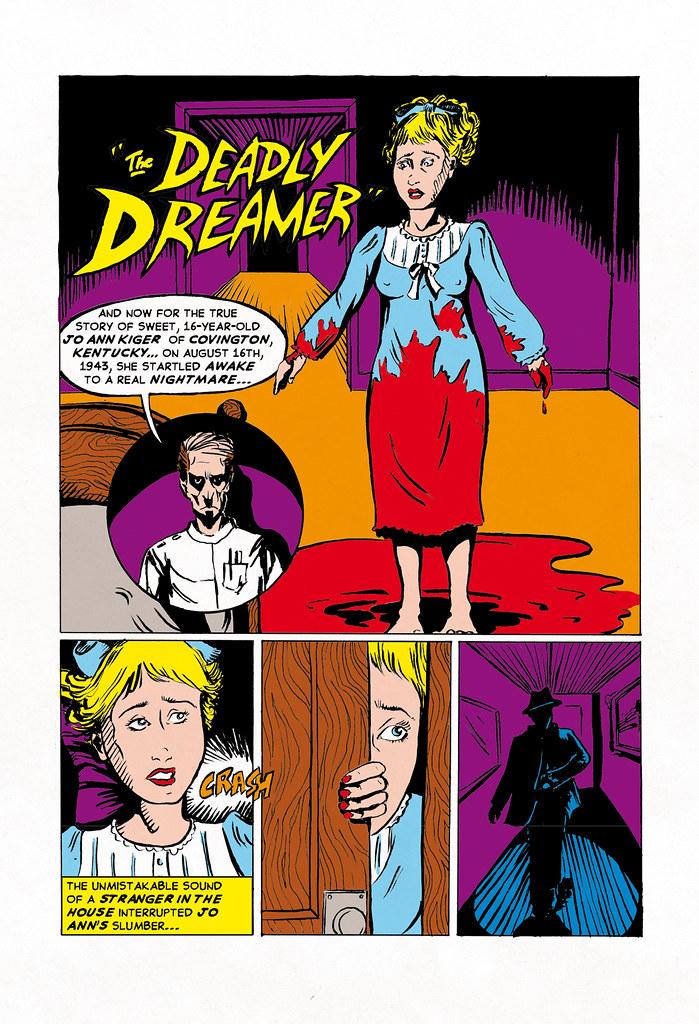 Deadly Dreamer p1