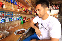 Satay in Peanut Sauce