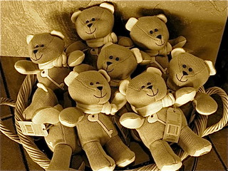 Happy Teddy Bears
