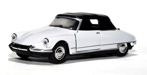 Welly Citroën DS
