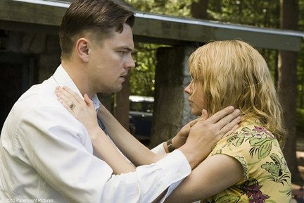 Leonardo DiCaprio Michelle Williams