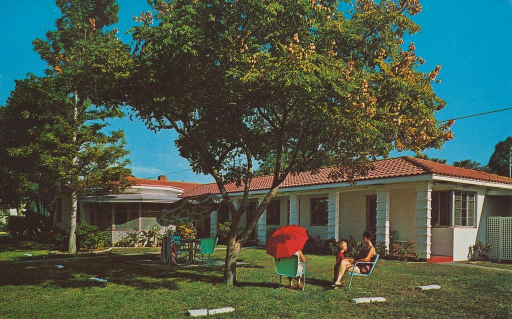 Cabana Motel - St. Petersburg, Florida