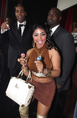 JUELZ SANTNA BIRTHDAY PARTY PICTURES