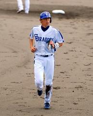 DSC_5945 (dragonsfanatic) Tags: camp training geotagged spring baseball dragons chunichi okinawa  eagles goldeneagles chatan 2010  rakuten         geo:lat=26311680 geo:lon=127758360