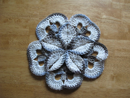 Free Craft Project - Crochet Hot Pad | Crochet Hot Pad Pattern