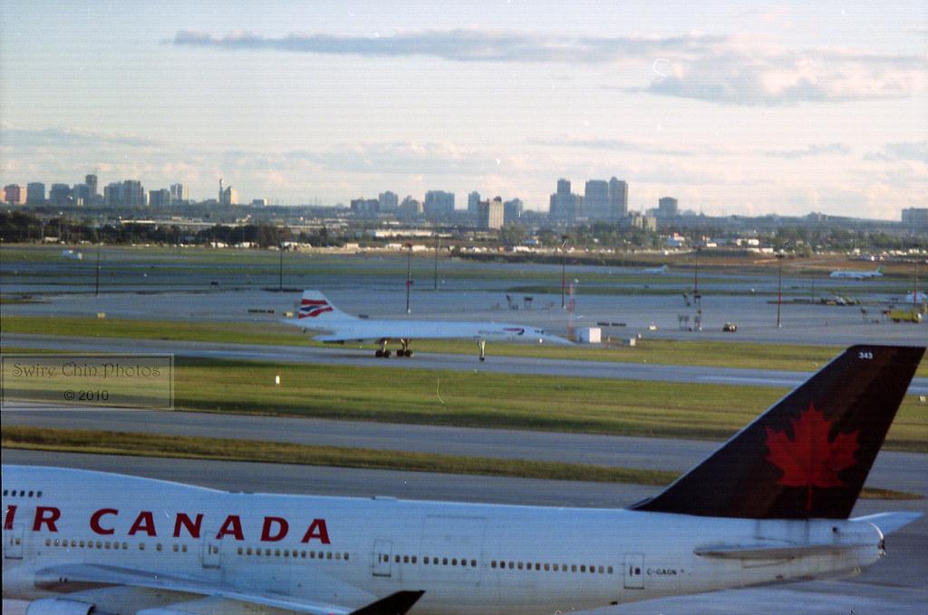 Concorde: The Final YYZ-JFK-LHR Flight