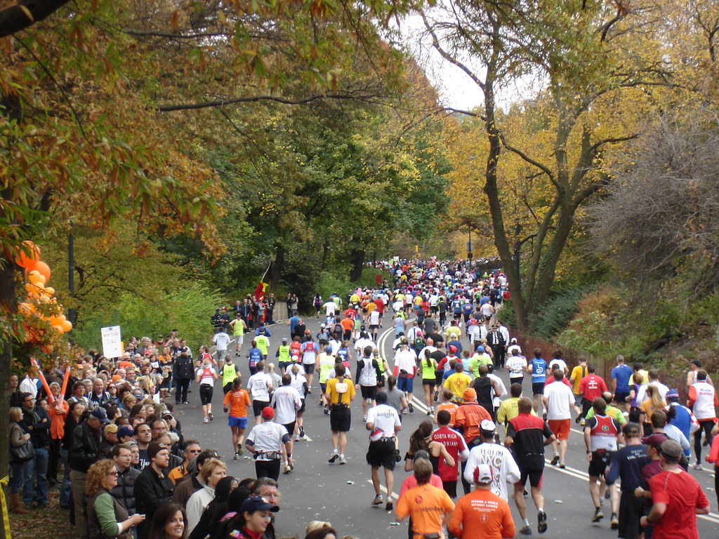 New York City Marathon 2009 029